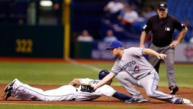 Adam Lind and the Blue Jays take a lowly 11-21 record into Tampa Bay for a four-game road series.