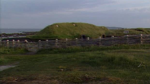 Vikings settled at the L'Anse aux Meadows site on the northern peninsula of Newfoundland.