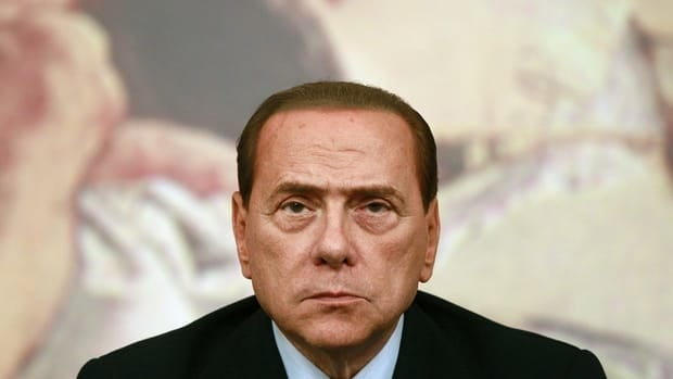 A verdict is expected Monday in the high-profile trial of former Italian prime minister Silvio Berlusconi.