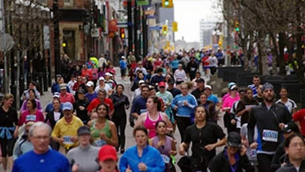 The Sporting Life 10k road race will shut down a large portion of downtown Yonge Street on Sunday.