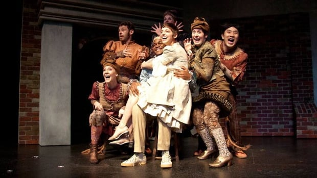 The Young People's Theatre modern take on Cinderella earned a leading 7 Dora Awards in Toronto Monday night.
