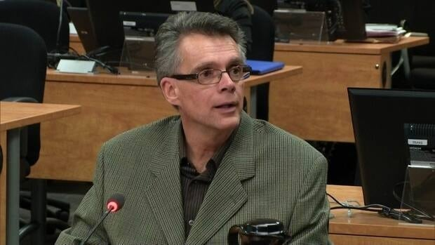 Former City of Montreal supervisor, Francois Thériault, is facing several charges including conspiracy, fraud and breach of trust.