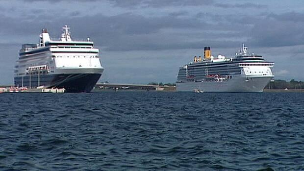 Charlottetown Harbour will see half again as many cruise ships in 2013.
