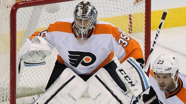 Steve Mason has yet to start for Philadelphia, coming in for relief in the team's last game.