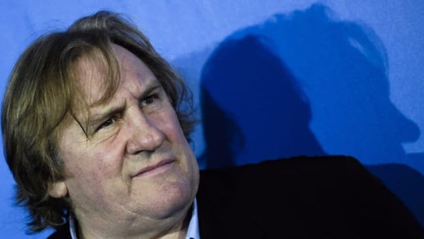 French actor Gerard Depardieu, shown at a press event in 2010, has been granted Russian citizenship, the Kremlin said on Thursday.