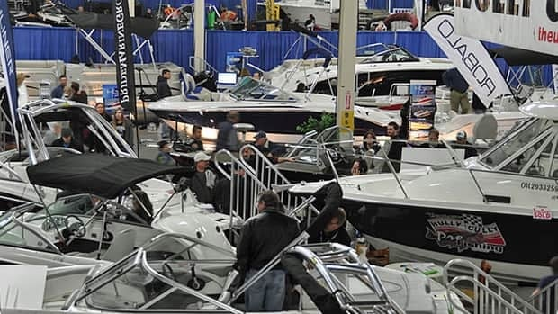 This year's Central Ontario Boat Show and Sale features an expanded exhibit floor.