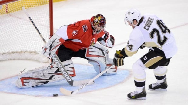 Matt Cooke and the Pittsburgh Penguins seem to be on a collision course to face Craig Anderson and the Ottawa Senators almost every season the Senators make the playoffs.