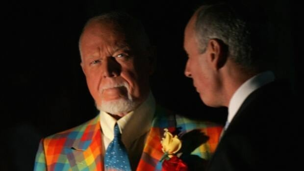 Junior hockey players from overseas shouldn't be allowed to play in the Canadian Hockey League, Don Cherry argued on Twitter on Friday.