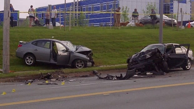 This crash on Main Street claimed the life of Wayne Webber, 71, of Dartmouth.