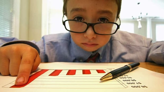 A research team that looked at investing accounts in Finland suggests kids under 10 are far better investors than anyone would have thought.