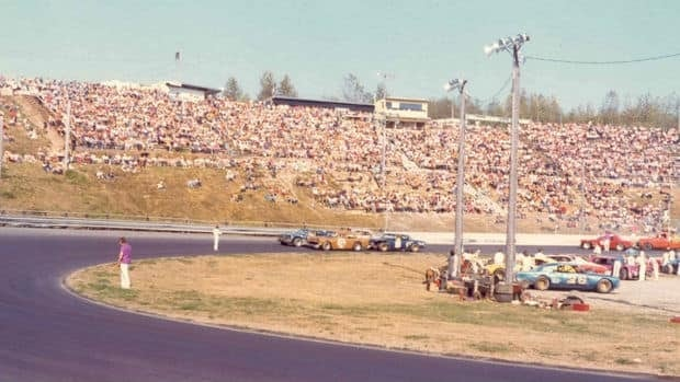 The Langley Speedway is one of only three sites in B.C. to host a NASCAR race.