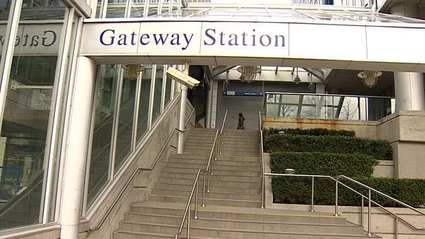 Almost a dozen charges have been laid against one of two teenage girls accused of stabbing SkyTrain passengers with a steak knife.