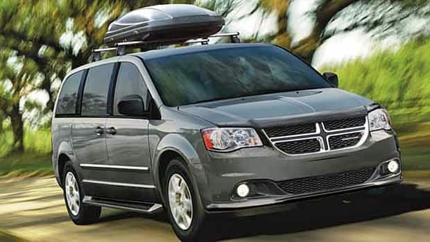 Some 282,000 model year 2013 minivans in the United States, Canada, Mexico and outside North America are to be recalled because a side air bag software component was not programmed properly.