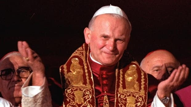 Pope John Paul II has been cleared for sainthood and will be canonized at a mass sometime later this year.