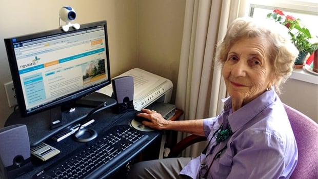 Toronto senior Bertha Kronenberg is one of an increasing number of Canadian seniors turning to computers and social media to stay connected with the world around them. However, that is not a trend among Sudbury seniors, a recent survey has found.