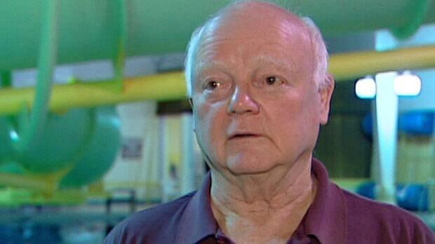Barney Bree was a leader in the P.E.I. swimming community.