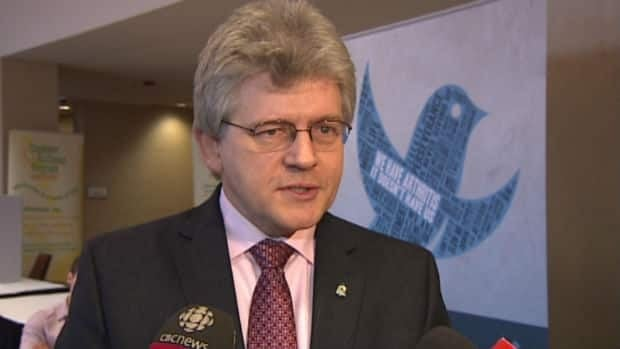 Jim Dinn, the head of NLTA's negotiation team, says talks with the provincial government have been difficult.