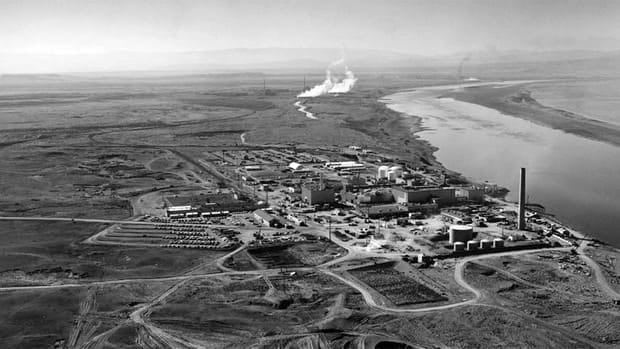 The Hanford, Wash., nuclear waste site has been leaking plutonium for years, the U.S. government has acknowledged.