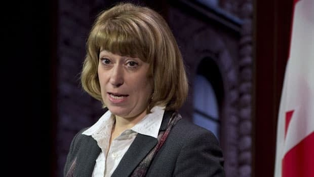 Ontario Intergovernmental Affairs Minister Laurel Broten says she advised Premier Kathleen Wynne that she will step down as the member for Etobicoke-Lakeshore after nearly 10 years effective July 2.