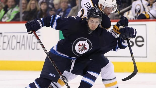 Alexander Burmistrov has never lived up to the potential he showed in junior hockey, topping out at only 28 points with the Winnipeg Jets in 2011-12.