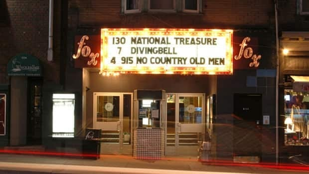 The Fox Theatre in Toronto's Beaches neighbourhood has been going since 1914. It puts out a calendar of movies each month, and the Fox operators would like the chance to try the same model at the Westdale.