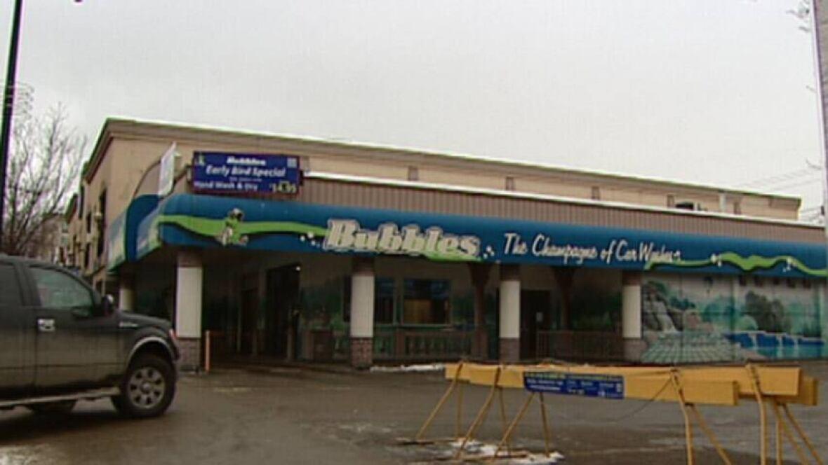 bubbles car bubbles closing original whyte avenue car wash edmonton cbc news