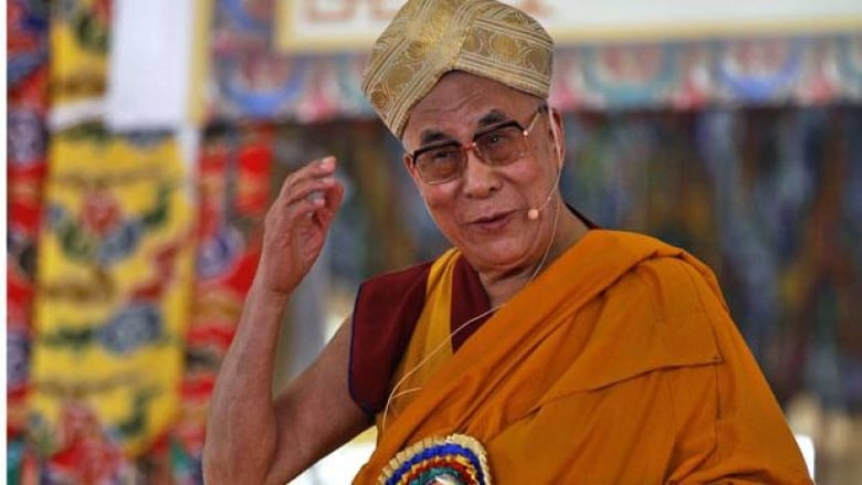 Dalai Lama's 78th birthday celebrated by Tibetans in India | CBC News