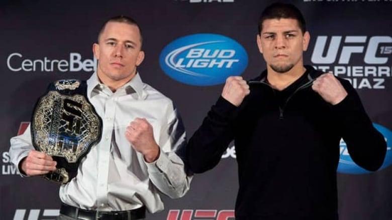 UFC 158: Georges St-Pierre vs. Nick Diaz