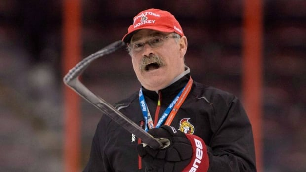 Ottawa Senators head coach Paul MacLean was also nominated last year for the Jack Adams Award. The winner was Ken Hitchcock of the St. Louis Blues.