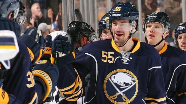 Jochen Hecth spent the last 10 seasons of his 14-year career with the Buffalo Sabres.