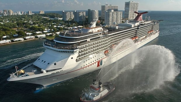 The Carnival Legend is a 2,100-passenger, 960-foot-long cruise ship.