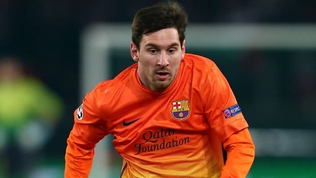 It likely won't be known until not long before Wednesday's match if Lionel Messi will play for Barcelona. Clive Rose/Getty Images