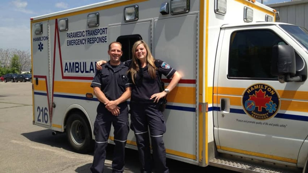 Paramedics In Hamilton Are Being Recognized For Outstanding