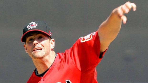 Canadian Pitcher Scott Diamond S Wbc Plans Spoiled By