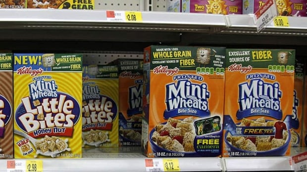 Kellogg has agreed to pay a $4 million fine for false advertising surrounding its Mini Wheats brand of cereal.