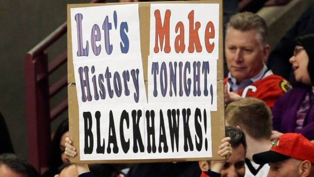 The Chicago Blackhawks have made history with their record run to start the season.