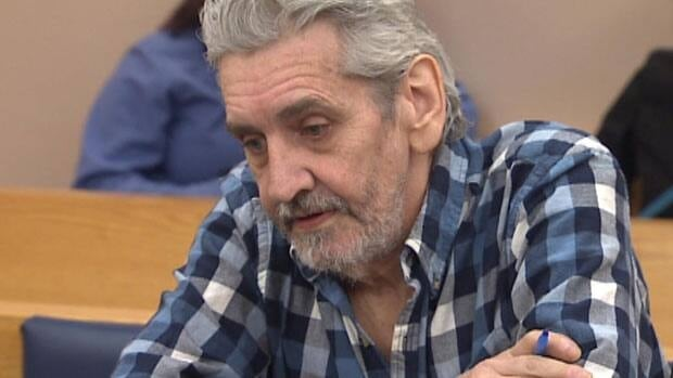 Edward Layman, 61, has been charged with assaulting and threatening two Newfoundland Power workers.