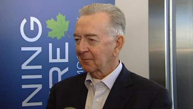 Preston Manning, founder of the Manning Centre, wants local politicians to be more accountable to voters.