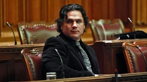 The Conservative Party removed Senator Patrick Brazeau from caucus after he was arrested in Gatineau, Que., on Thursday.
