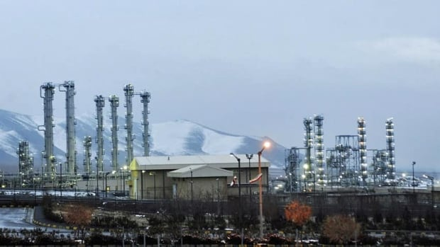 The U.S. and its allies say that Iran is building a large reactor at Arak, southwest of Tehran, that will yield enough plutonium to build several bombs a year.