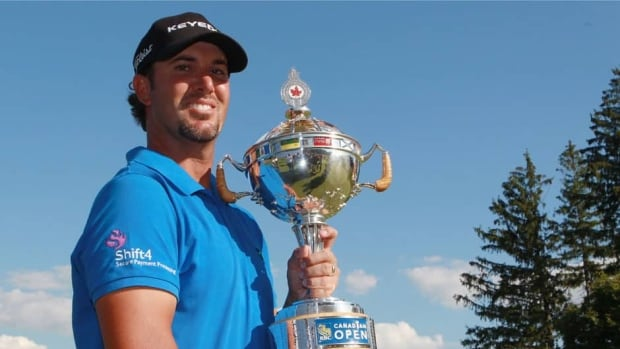 Scott Piercy won the Canadian Open last year in Hamilton, Ont. He'll try to do it again this year a few kilometres to the east, at the Glen Abbey Golf Club in Oakville, Ont.