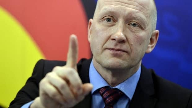 Yes, Jarmo Kekalainen, you are No. 1. You are the first European GM in the NHL. Kekalainen addressed the media in Finland Wednesday, just hours after agreeing to a multi-year contract with the Columbus Blue Jackets.