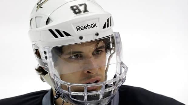 Pittsburgh Penguins captain Sidney Crosby, seen on Tuesday, has been itching to return to the lineup for the Eastern Conference favourites.