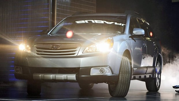 Subaru Outback is one of the models being recalled because brake lines may rust and leak.