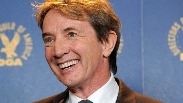 Martin Short is hosting the televised two-hour Canadian Screen Awards broadcast on Sunday night.