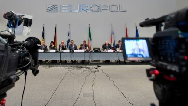 Europol, the European Union's joint police body, found 380 suspicious matches in Europe and another 300 questionable games outside the continent, mainly in Africa, Asia, South and Central America.