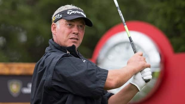 Darren Clarke, who won the 2011 Open Championship, missed the cut last year at Augusta, Ga.