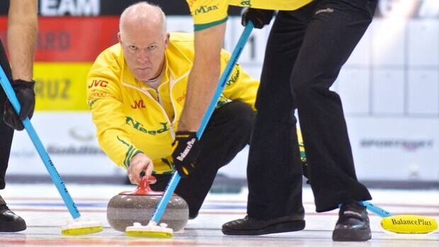 Glenn Howard of Coldwater, Ont., captured the Players' Championship in Toronto on Sunday.