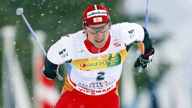 Johannes Eder of Austia, a cross-country skier, was one of the athletes caught in a doping infraction soon after the Torino Games.
