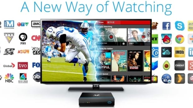 In September, VMedia started offering a skinny basic cable package through a Roku app for $17.95 a month.